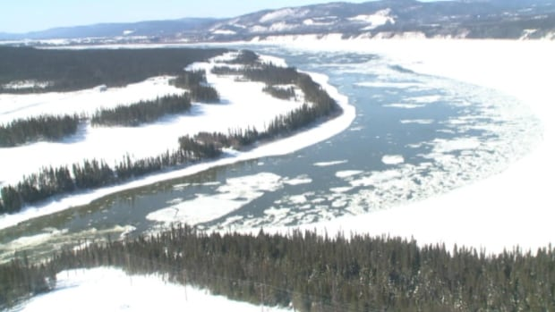Some contrsuction at the Muskrat Falls site is set to finish in 2016, when the river is diverted.