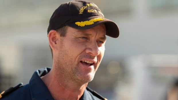 Royal Canadian Naval Commander Julian Elbourne, Commander of the HMCS Protecteur, was on board the ship when it experienced an engine fire at sea. The fire disabled the ship requiring it to be towed into a U.S. naval base in Hawaii for repairs.
