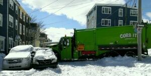 Earl Noble Bond Chapel Street garbage street accident
