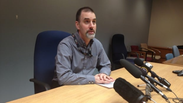 Dr. Michael Routledge, Manitoba's chief public health officer, says people who aren't sure if they are immunized for measles should check with their health-care provider.