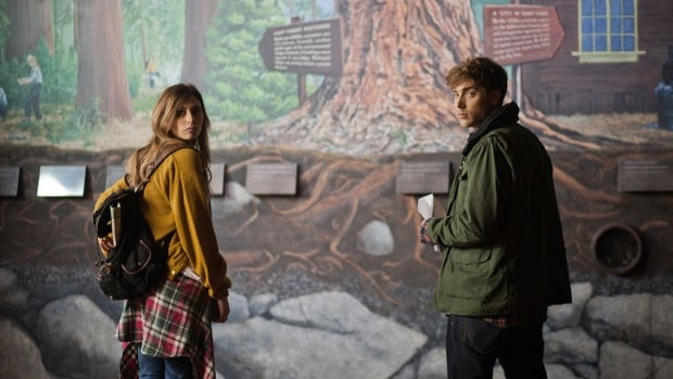 Yellowknife's Dustin Milligan stars alongside Aly Michalka from the show Two and a Half Men in the film Sequoia, released at the SXSW film festival in Austin, Texas last week.