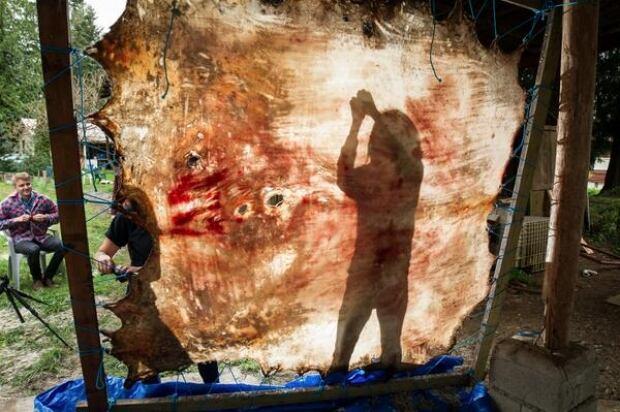 #IndigenousEyes Jeff Nicholls