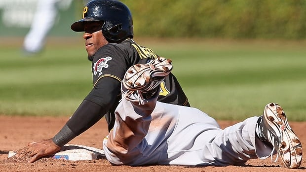 Pirates outfielder Starling Marte hit .280 with 12 home runs, 35 runs batted in and a team-high 41 steals during his first full season in the majors in 2013. On Wednesday, he agreed to a six-year contract.