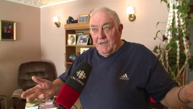 Happy Valley-Goose Bay resident Wilbur Patey says he has health problems and large medical bills.