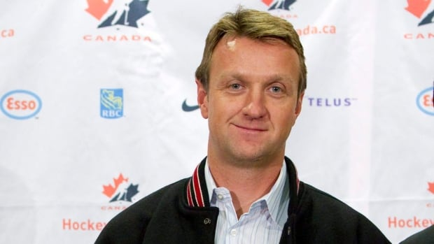 Former NHL defenceman Rob Blake has been named general manager for Team Canada at the 2014 IIHF world championship. Blake represented Canada at nine international tournaments.