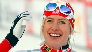 Canmore, Alta., native Chandra Crawford won Olympic gold in the women's cross-country sprint event at the 2006 Torino Games.