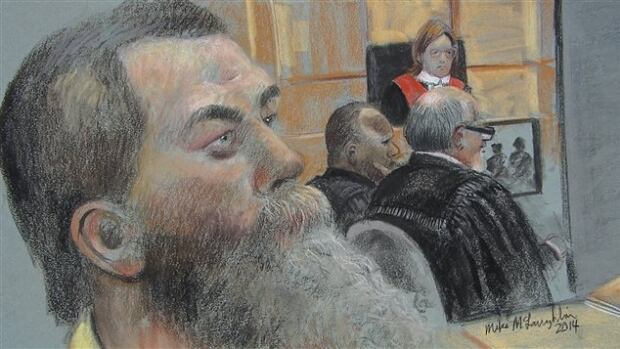 Éric Daudelin was charged in 2011 with the first-degree murder, sexual assault and forcible confinement of Joleil Campeau.
