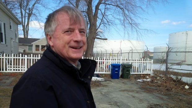 Tom Blake, former mayor of South Portland, Maine, currently sits on city council and says it has no interest in having 'the world's dirtiest oil' run through the community. South Portland could be the first U.S. city to pass a law to block Alberta oilsands crude from reaching a port.
