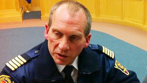 John Lane, former fire chief in Prince George, B.C., has been named chief of Winnipeg's service.