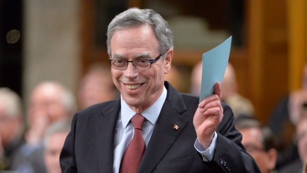 Ottawa has posted its second consecutive monthly surplus in January, this time worth a whopping $2.16 billion. Finance Minister Joe Oliver is seen here responding to a question during Question Period in the House of Commons, Tuesday March 25, 2014 in Ottawa.