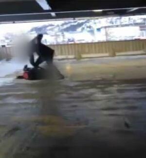 Corner Brook parking garage assault