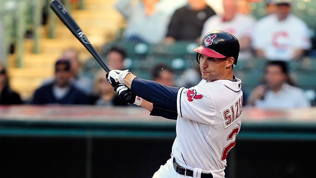 Grady Sizemore, shown in this file photo, has not played a MLB regular season game since 2011.