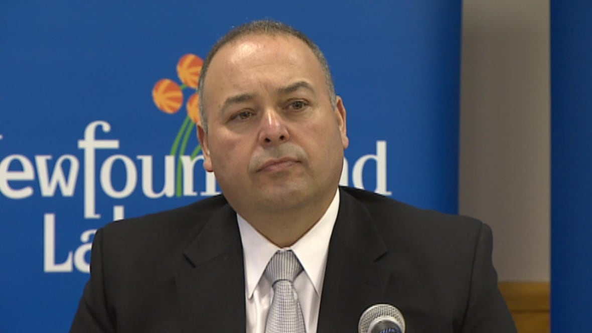 <b>Terry French</b> quitting politics for career in private sector - Newfoundland <b>...</b> - minister-terry-french-budget-2014