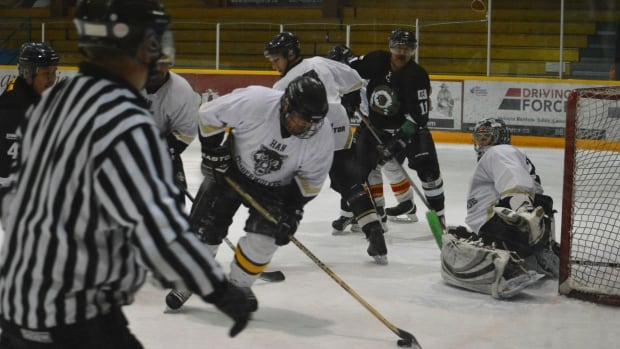 About 40 teams have arrived in Whitehorse for the 37th annual Northern Yukon Native Hockey Tournament.