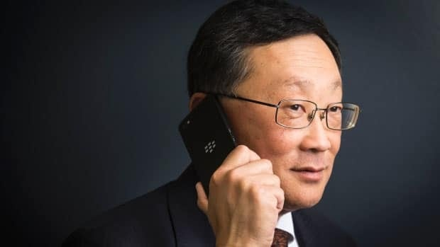 BlackBerry's Chen committed to turnaround