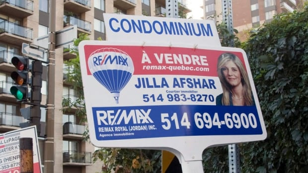 A Montreal real estate broker says the momentum in sales, building after a slow 2013, stalled after the PQ called the provincial election in the first week of March.