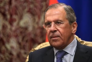 Lavrov Russia foreign minister