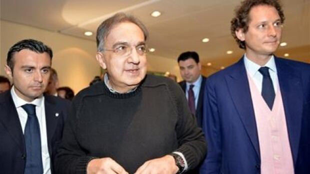 Sergio Marchionne says he aims to boost production to six million vehicles a year.