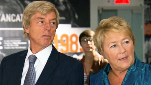 Claude Blanchet, Pauline Marois's husband, was a director at the FTQ Solidarity Fund from 1983 to 1997.