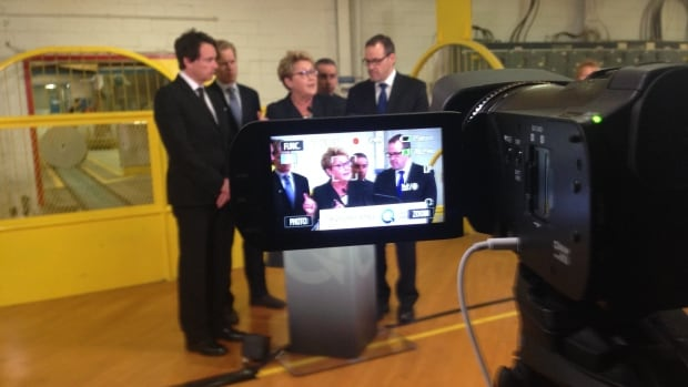 Every whistle-stop along the campaign trail is stage-managed by the PQ for maximum visual impact.