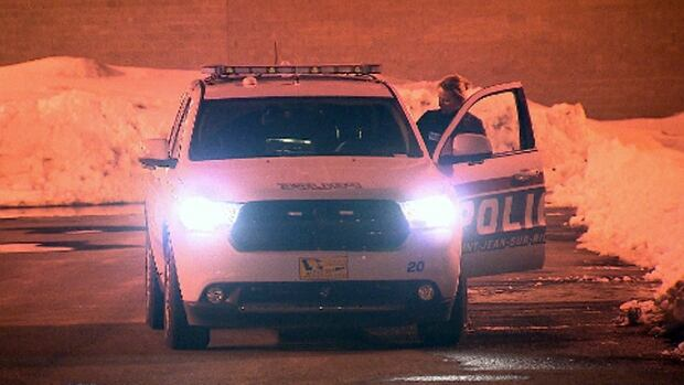 Municipal police in St-Jean-sur-Richelieu attended to the scene of a workplace death at GSC Technologies on Monday night.