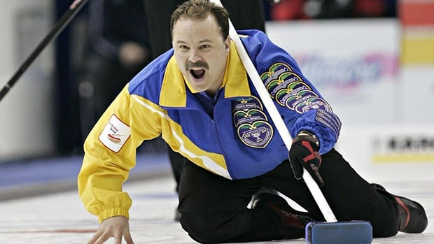 Edmonton's Randy Ferbey  won world titles in 1989, 2002, 2003, 2005 and was a