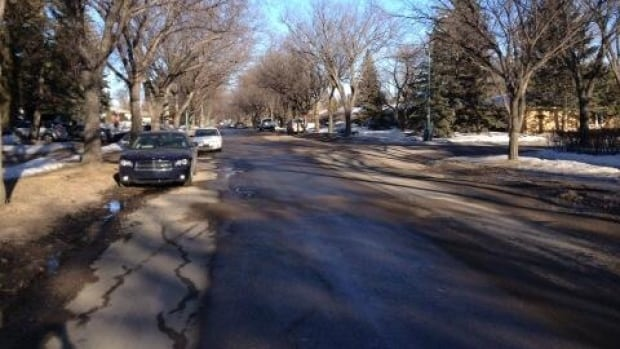 Residents who voted against a local improvement levy, for sidewalks, will have to wait for a road rebuild.