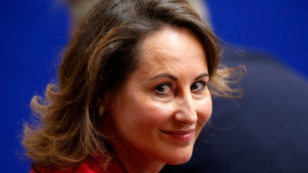 Segolene Royal, French President Francois Hollande's former companion, has been named minister of environment and energy in the country's new cabinet.