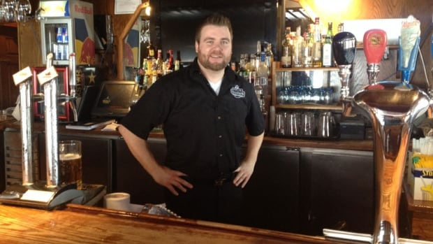 Phil Gallant intends to break the world record for the longest bartending shift in Charlottetown during East Coast Music Week.