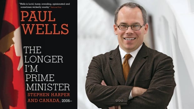 Veteran political journalist Paul Wells is the 2014 winner of the $25,000 Shaughnessy Cohen Prize for his book The Longer I'm Prime Minister: Stephen Harper and Canada.