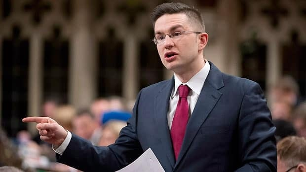 Poilievre talks vouching, Elections Canada