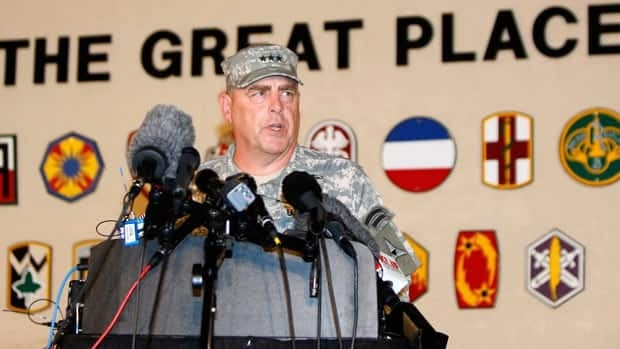 Fort Hood shooter may have suffered from PTSD