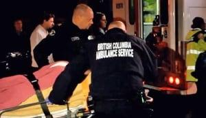 Attempt murder injuries