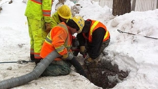 This was a familiar sight across Winnipeg earlier this year, when city crews scrambled to thaw numerous frozen pipes that left thousands of residents without running water.