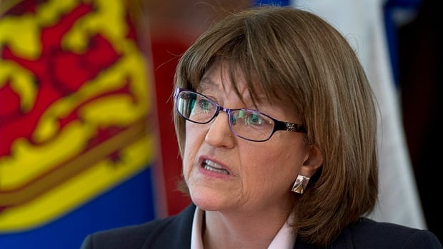 Finance Minister Diana Whalen will deliver final numbers this morning.