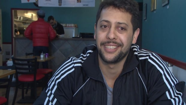 Ali Al Haijaa recently opened his own restaurant, Mohamed Ali's in St. John's, six years after arriving in Canada as a refugee.