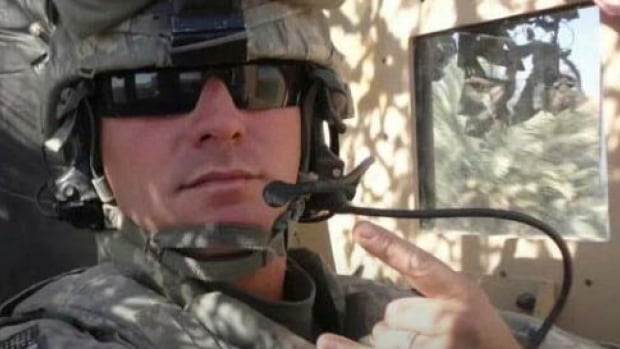 U.S. soldier Ivan Lopez, pictured in 2007 or 2008, is suspected of shooting dead three people before killing himself at the Fort Hood army base in Texas on Wednesday.