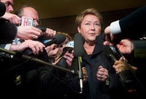 Election Quebec Parti Quebecois Pauline Marois