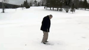 Grand Bay-Westfield golfer
