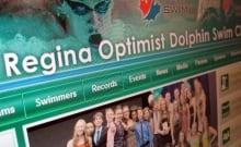 Dolphins swim club website
