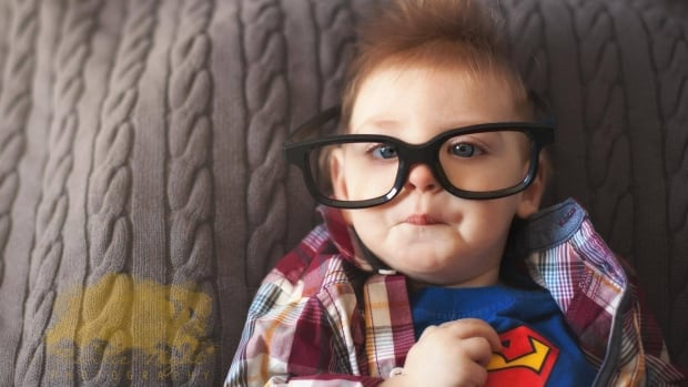Clark Harris is a nine-month-old Kitchener boy with a rare brain condition.