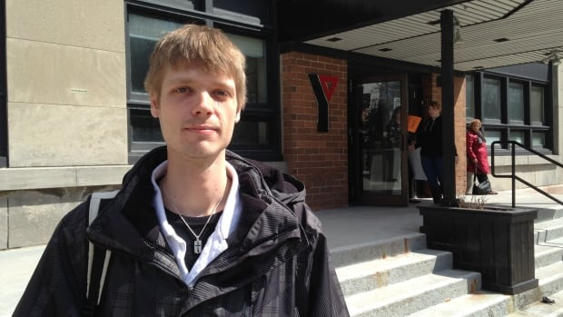 Kevin Ogilvie is worried he will no longer be able to stay at the YMCA once they close May 30.