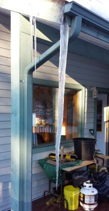 54-inch icicle