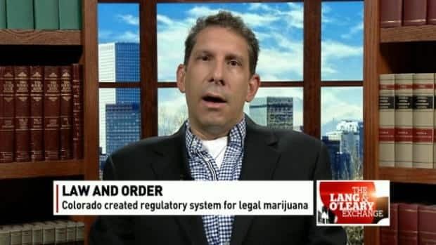Framework for legalizing pot