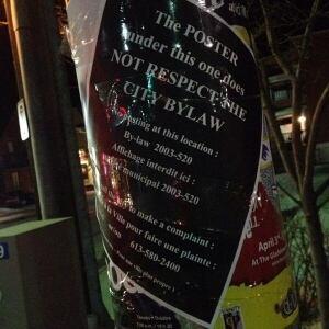 Anti-Poster