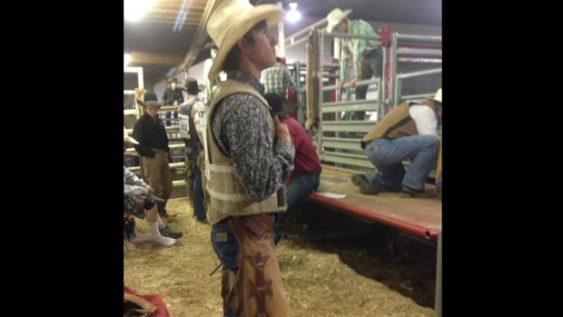 Ben Steiger, 16, died after he was bucked off a horse at that Thorsby Haymaker Rodeo in central Alta.