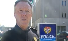Supt. Tyrus Cameron Ottawa police Elgin headquarters