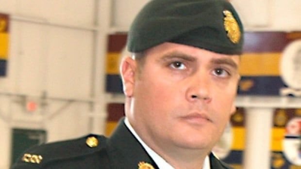 Former CFB Wainwright CO Maj. David Yurczyszyn has been demoted and added to the national sex offender registry after a sexual assault conviction.