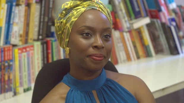 Chimamanda Ngozi Adichie, seen in Lagos last fall, is one of the six shortlisted Bailey Prize finalists.