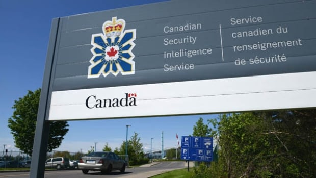"""An officer for the Canadian Security Intelligence Service said """"officials acted professionally and entirely within the mandate of the service"""" when visiting Hamilton man Ken Stone at his home."""